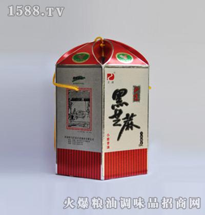 正道320mlX4-黑芝麻银卡