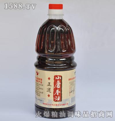 正道小磨香油1600ml