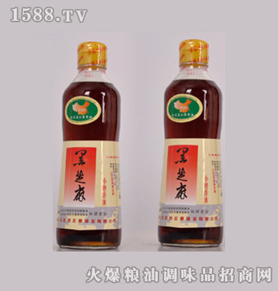 正道460ml-黑芝麻油