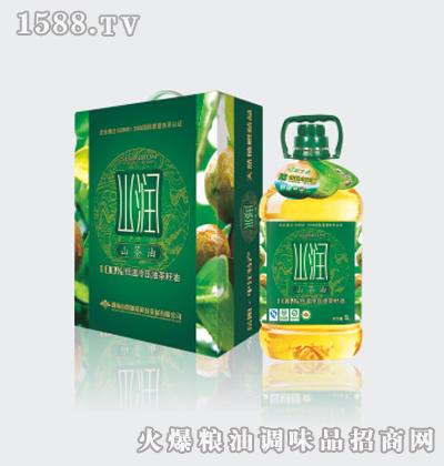 山润5LX2-山茶油低温冷压(绿色食品)