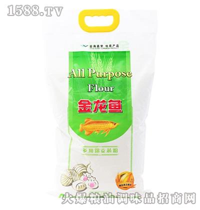 金龙鱼多用途麦芯粉(袋装5kg)