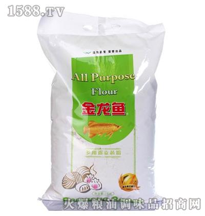 金龙鱼多用途麦芯粉(袋装1kg)