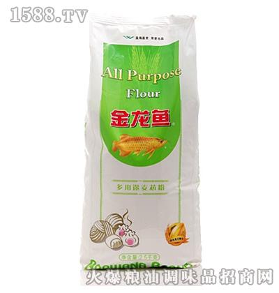 金龙鱼多用途麦芯粉(袋装2.5kg)