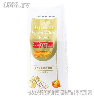 金龙鱼澳大利亚麦芯粉(袋装2.5kg)
