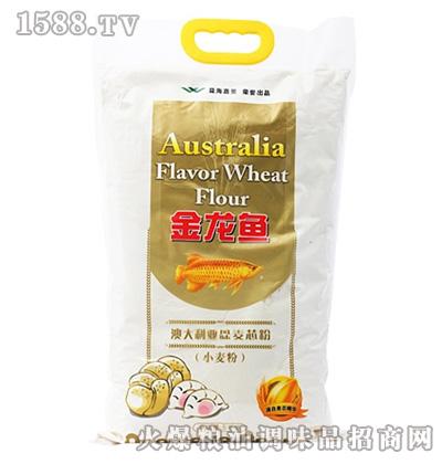 金龙鱼澳大利亚风味麦芯粉(袋装5kg)