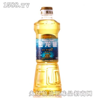 金龙鱼海洋鱼油调和油(瓶装700ml)