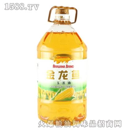 金龙鱼玉米油(瓶装5L)