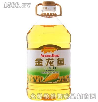 金龙鱼玉米油(桶装4L)