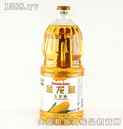 金龙鱼玉米油(桶装1.8L)