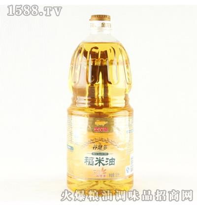 金龙鱼3000ppm谷维素稻米油(瓶装1.8L)