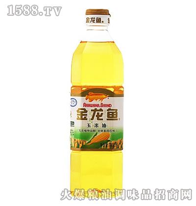 金龙鱼玉米油(瓶装900ml)