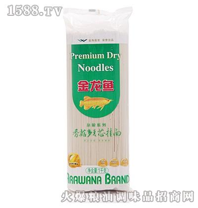 金龙鱼杂粮系列香菇多挂面(袋装1000g)