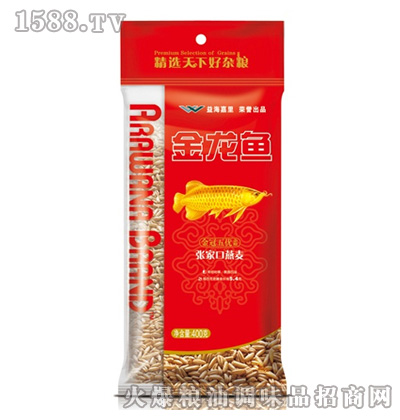 金龙鱼张家口燕麦(袋装400g)