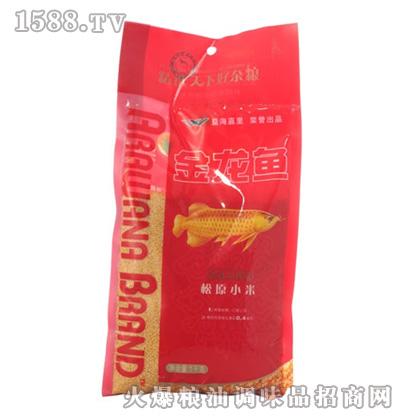 金龙鱼松原小米(袋装1kg)