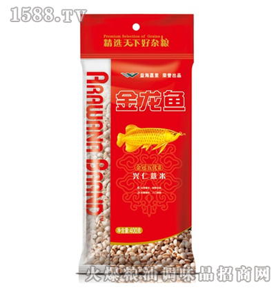 金龙鱼兴仁薏米(袋装400g)