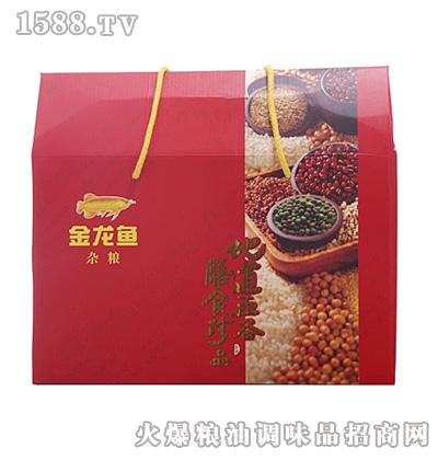 金龙鱼简装杂粮(礼盒装400g×6袋)