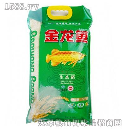 金龙鱼生态稻(袋装5kg)