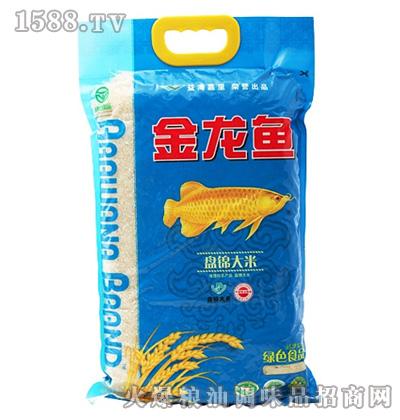 金龙鱼盘锦大米(袋装5kg)