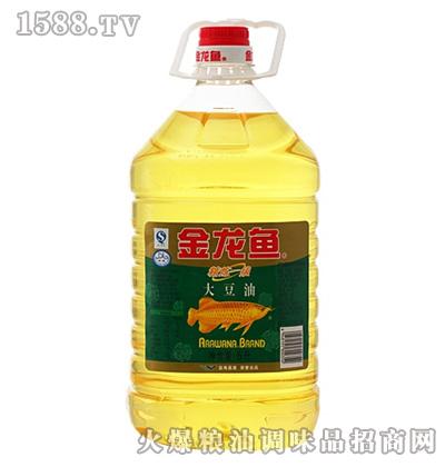 金龙鱼大豆油(桶装5L)