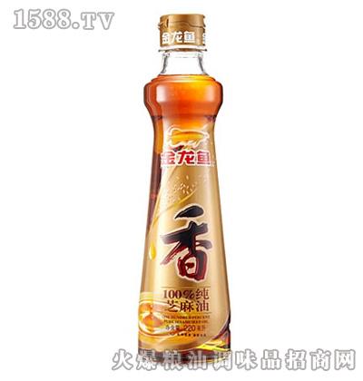金龙鱼芝麻油(瓶装220ml)