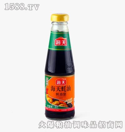 海天蚝油皇260g瓶