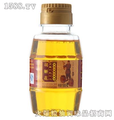 胡姬花古法小榨花生油158ml瓶