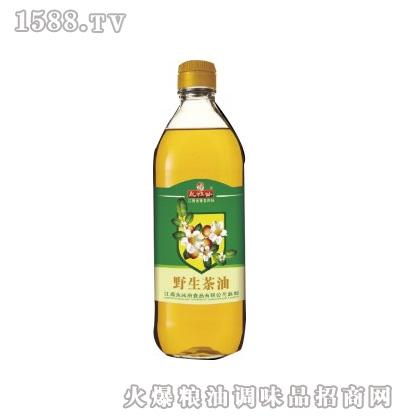 永叔府瓶装茶油