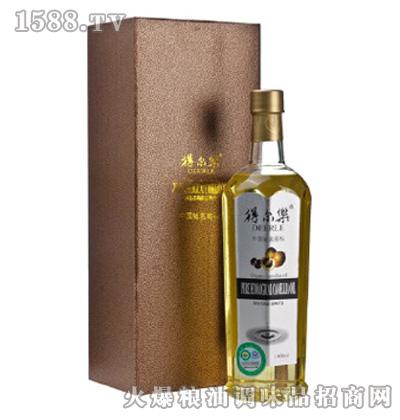 得尔乐品纯系列压榨一级有机山茶油1000ml