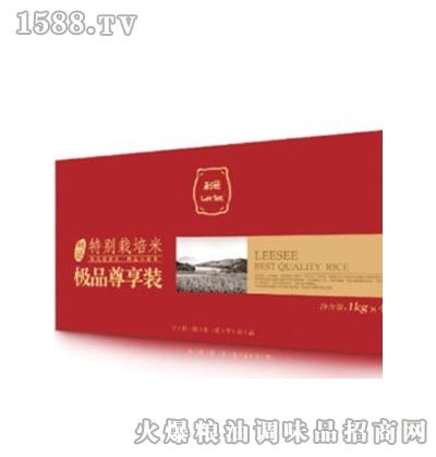 中稻利是大米高端礼盒