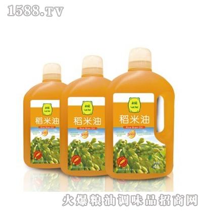 中稻利是稻米油系列