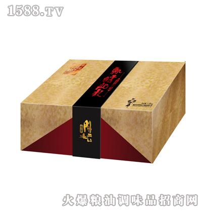 辣妹子-盛世三星礼品盒