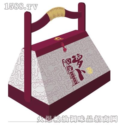 辣妹子-胭脂萝卜礼品盒