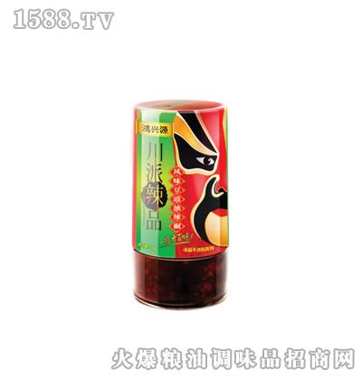 鸿兴源风味豆鼓油辣椒210克