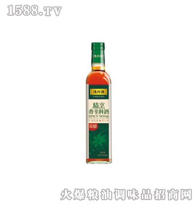 鸿兴源精烹料酒500ml