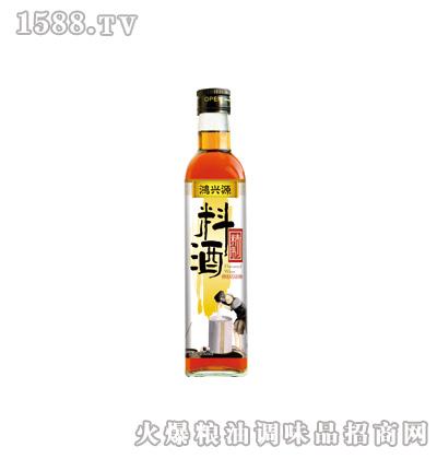 鸿兴源料酒500ml