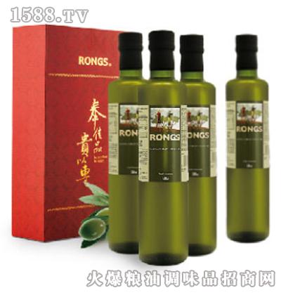 RONGS特级初榨橄榄油礼盒(红盒)
