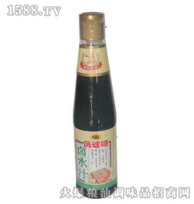 凤球唛卤水汁410g