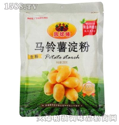 凤球唛马铃薯淀粉200g