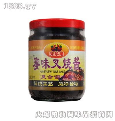 凤球唛蜜味叉烧酱240g