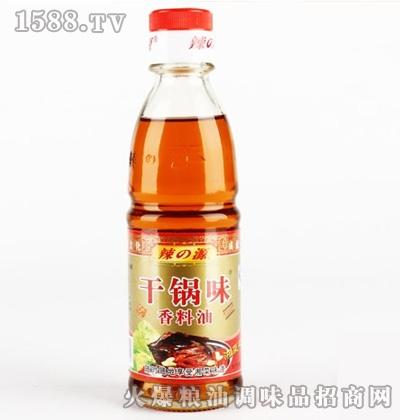 湖南特产-辣之源干锅味香料油(瓶)