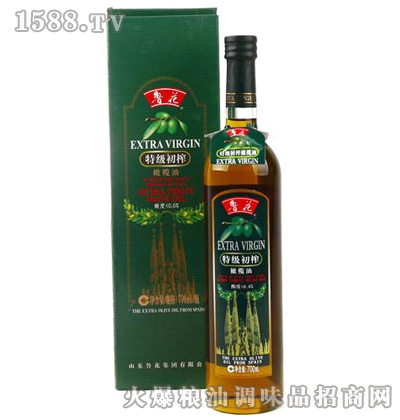 鲁花橄榄油700ml