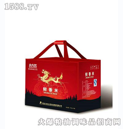 北大荒鲜香米(盒装)