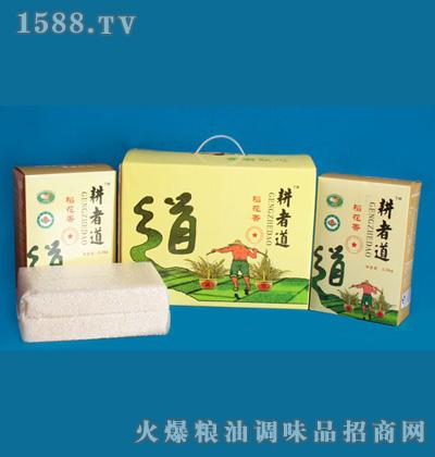 耕者道稻花香真空纸箱包装-4x2.5公斤-大米招商信息-.