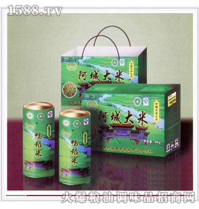 阿城鸭稻米礼盒