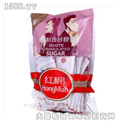 华侨红棉精制白砂糖包
