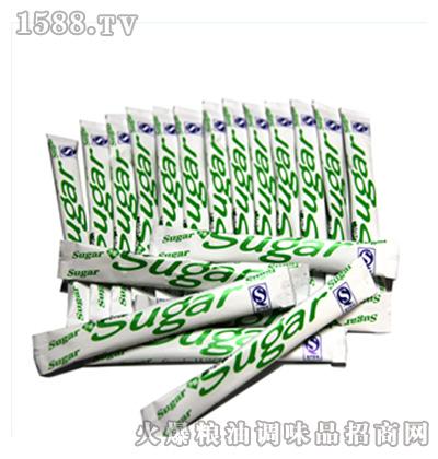 华侨红棉精制条形白糖包