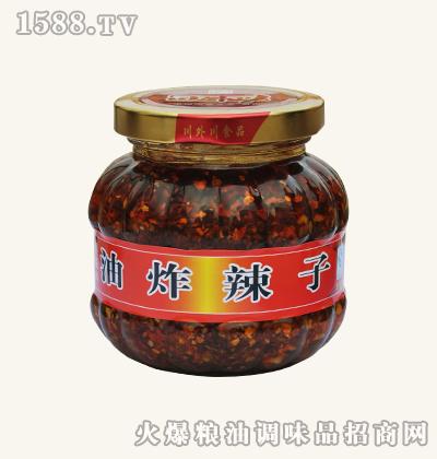 川外川油炸辣子(210g)