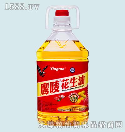 鹰唛花生油3.5L