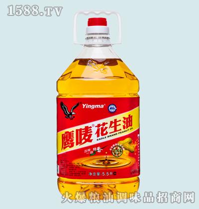 鹰唛花生油5.5L