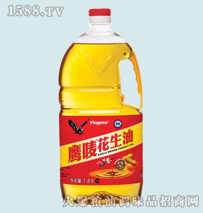 鹰唛花生油1.8L